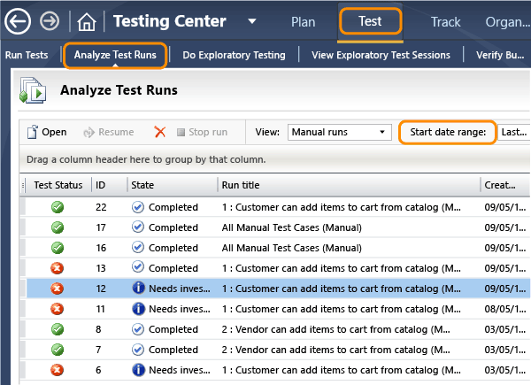 Microsoft Test Manager 2015